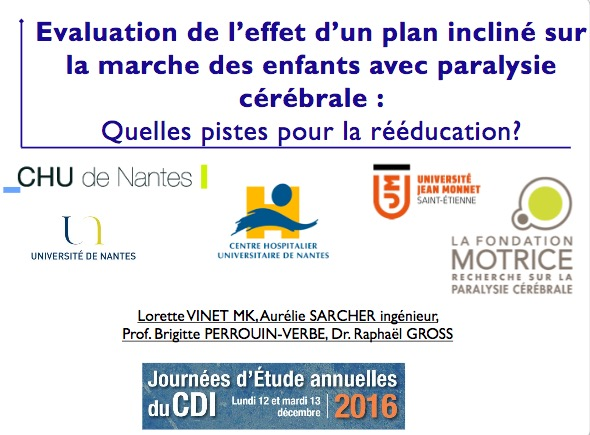 evaluation de leffet dun plan incline